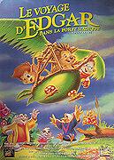Le Voyage d'Edgar dans la Foret Magique affiche