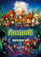 Arthur et la vengeance de Maltazard - Making-of
