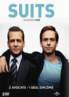 Suits - Saison 1 - DVD 1/3