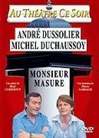 Monsieur Masure