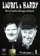 Laurel & Hardy - 5 courts m�trages comiques : volume 1