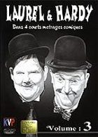 Laurel & Hardy - 4 courts m�trages comiques : volume 3