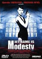 My Name is Modesty - A Modesty Blaise Adventure
