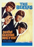 The Beatles - Quatre gar�ons dans le vent