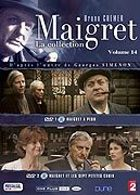 Maigret - La collection - Vol. 14 - DVD 1