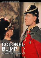 Colonel Blimp - DVD 2 : les bonus