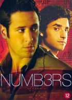 NUMB3RS (Numbers) - Saison 3 - DVD 1/6