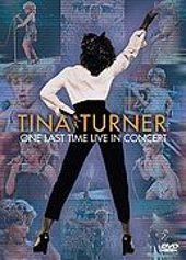 Turner, Tina - One Last Time Live in Concert