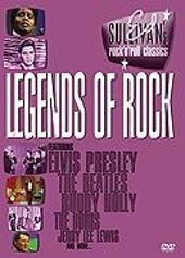 Ed Sullivan's Rock'n'Roll Classics - Legends of Rock