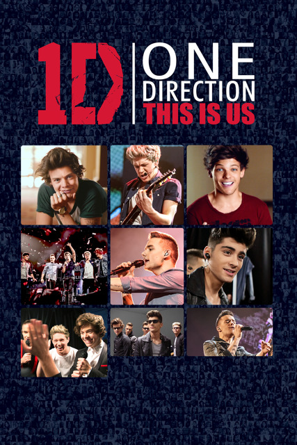 NetPlus VOD - One Direction : This is Us