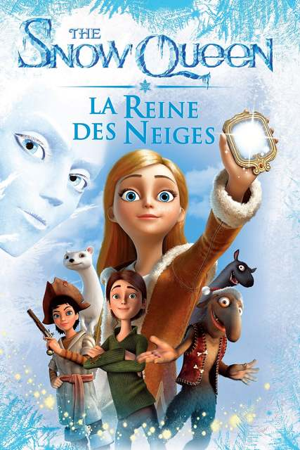 NetPlus VOD - The Snow Queen, la Reine des neiges