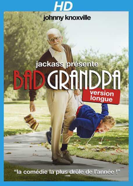NetPlus VOD - Jackass Presente : Bad Grandpa