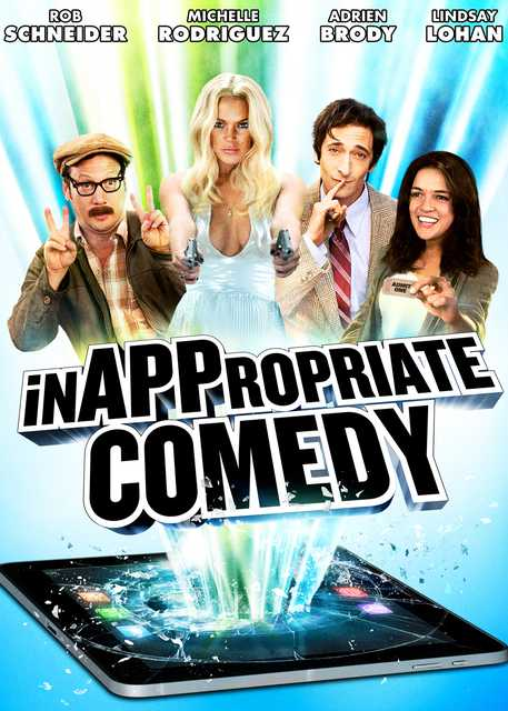 NetPlus VOD - InAPPropriate Comedy