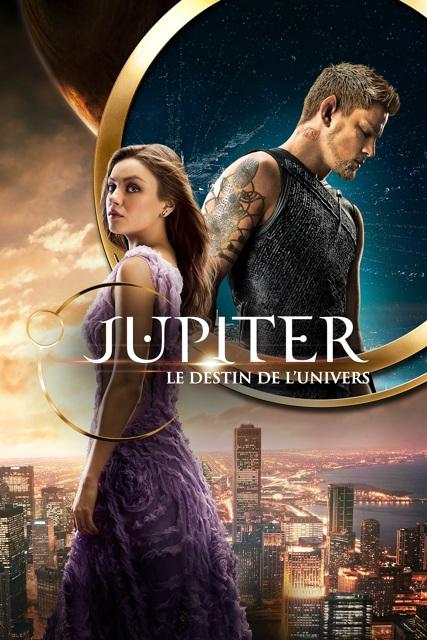 NetPlus VOD - Jupiter : Le destin de l'Univers