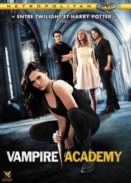 NetPlus VOD - Vampire Academy