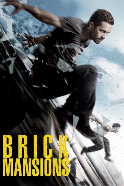NetPlus VOD - Brick Mansions