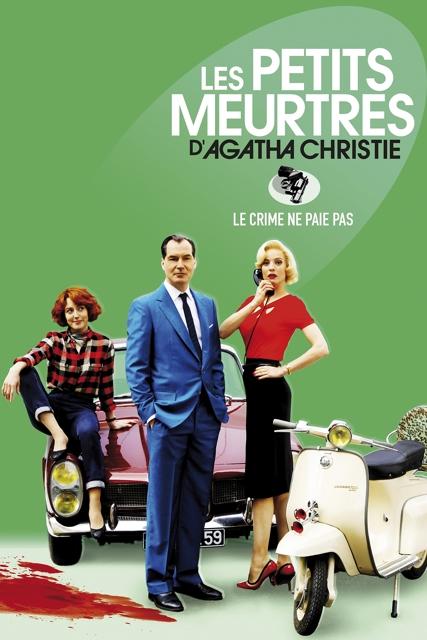 NetPlus VOD - Les Petits meurtres d'Agatha Christie : Le crime ne paie pas