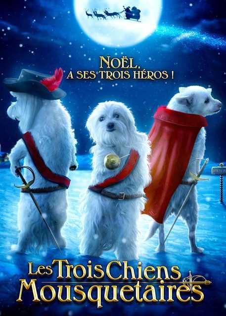 NetPlus VOD - Les trois chiens mousquetaires