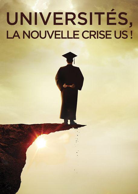 NetPlus VOD - Universités, la nouvelle crise US !
