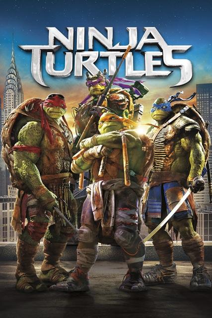 NetPlus VOD - Ninja Turtles