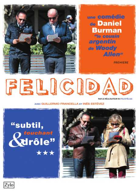 NetPlus VOD - Felicidad