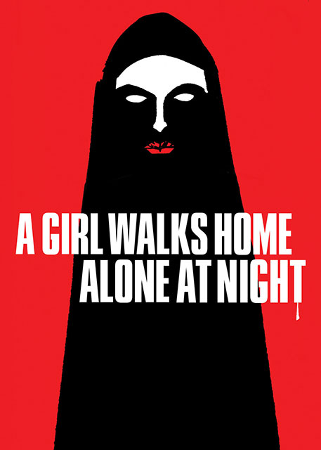 NetPlus VOD - A Girl Walks Home Alone At Night