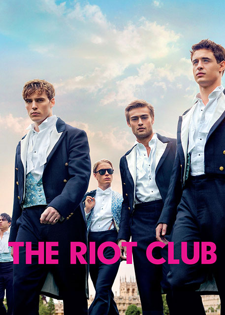 NetPlus VOD - The Riot Club