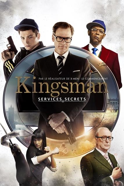 NetPlus VOD - Kingsman : Services secrets