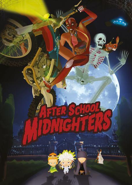 NetPlus VOD - After School Midnighters