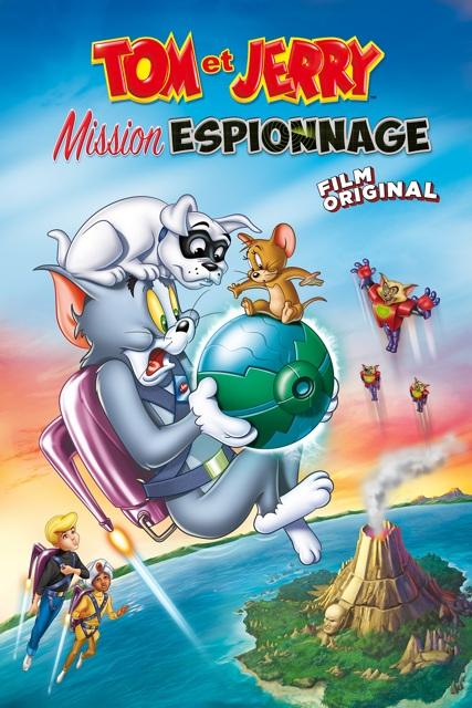 NetPlus VOD - Tom et Jerry : Mission Espionnage