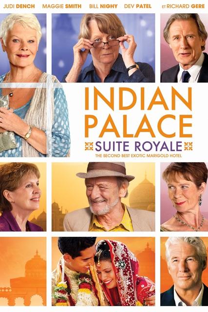 NetPlus VOD - Indian Palace - Suite royale