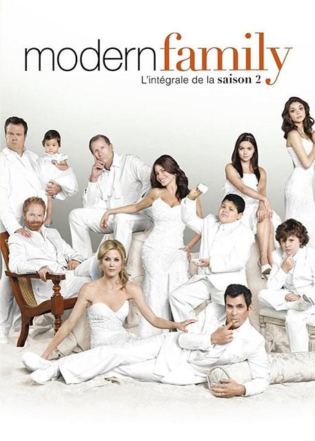 NetPlus VOD - Modern Family - Saison 2