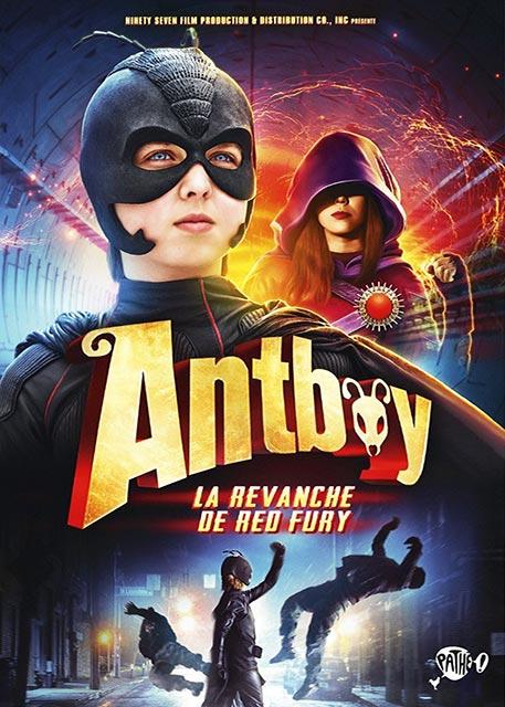 NetPlus VOD - Antboy : La revanche de Red Fury