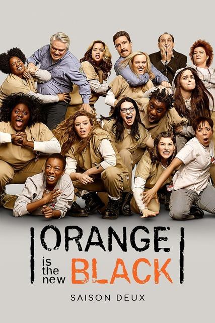 NetPlus VOD - Orange Is The New Black - Saison 2