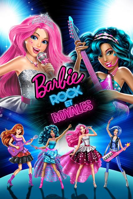 NetPlus VOD - Barbie Rock'n Royals