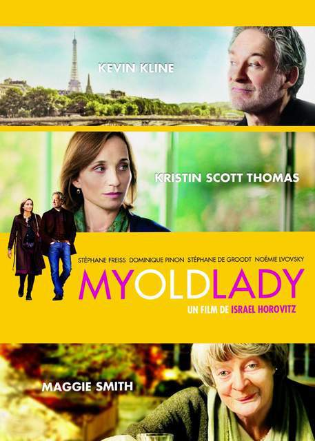 NetPlus VOD - My Old Lady