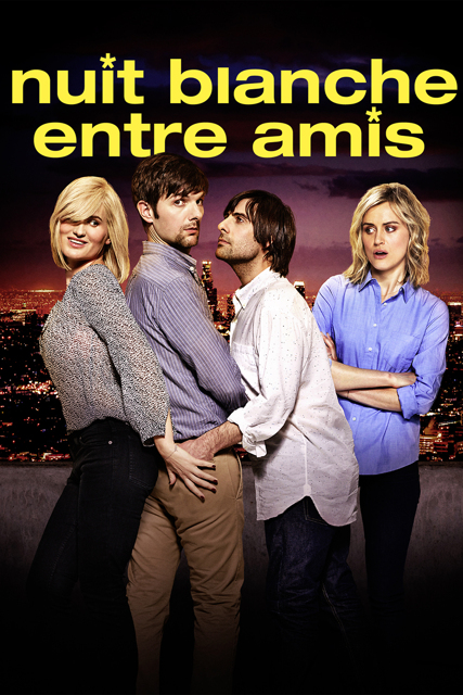 NetPlus VOD - The Overnight