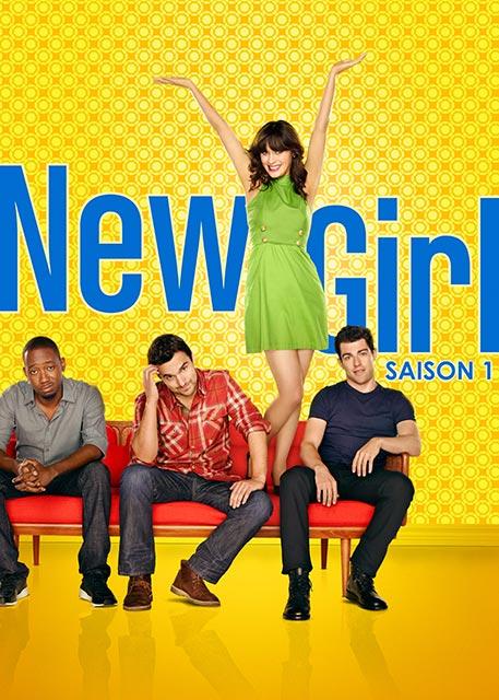 NetPlus VOD - New Girl - Saison 1