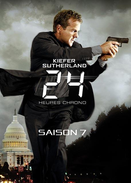 NetPlus VOD - 24 heures chrono - Saison 7
