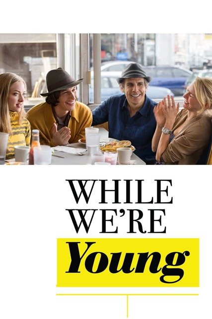 NetPlus VOD - While We're Young