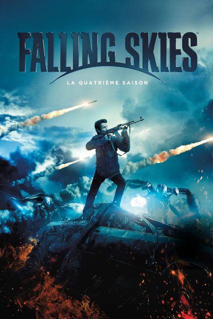 NetPlus VOD - Falling Skies - Saison 4