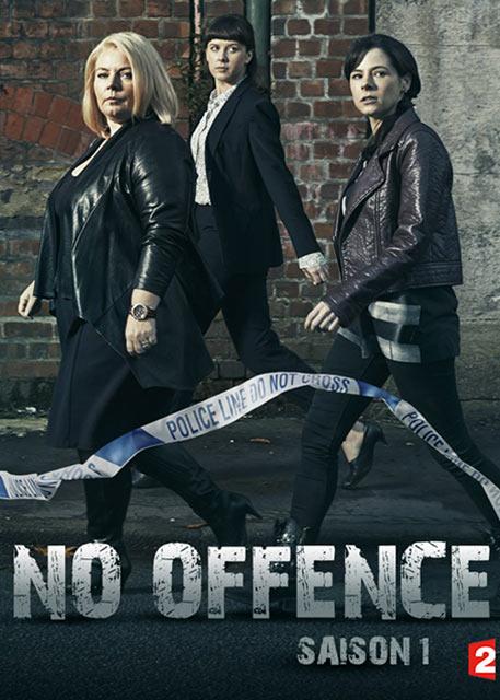 NetPlus VOD - No Offence - Saison 1