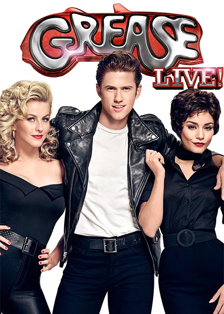 NetPlus VOD - Grease Live !