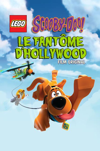 NetPlus VOD - LEGO Scooby-Doo : Le Fantôme d'Hollywood