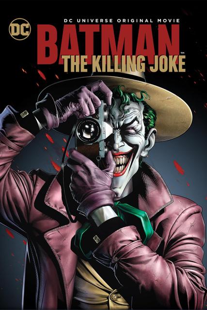NetPlus VOD - Batman : The Killing Joke