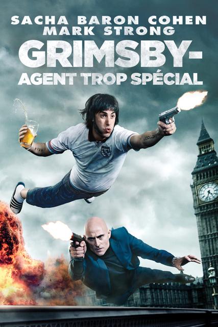 NetPlus VOD - Grimsby - Agent trop spécial
