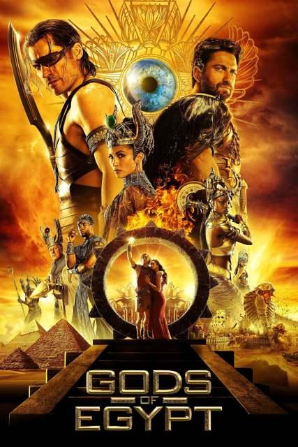 NetPlus VOD - Gods Of Egypt
