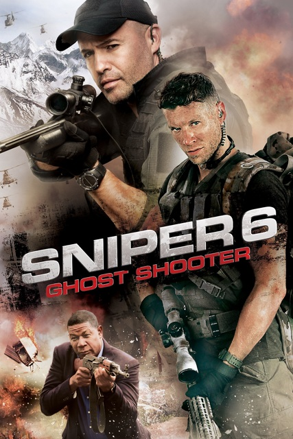 NetPlus VOD - Sniper : Ghost Shooter
