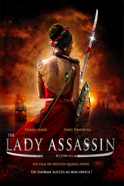 NetPlus VOD - Lady Assassin