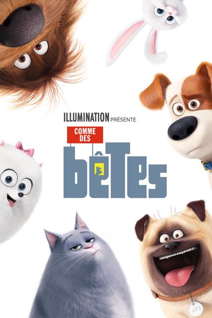 NetPlus VOD - Comme des bêtes